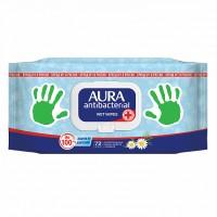 Dezinfekčné obrúsky s antibakteriálnym a hydratačným účinkom 72ks