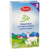 Kozie mlieko 2 - následná dojčenská výživa od 6. mesiaca