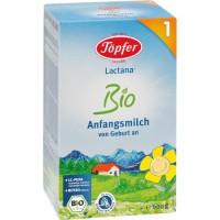 Kojenecké mlieko Lactana Bio 1 (dojčenské mlieko od narodenia)