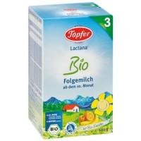 Kojenecké mlieko Lactana Bio 3 (následné dojčenské mlieko od 10. Mesiaca)